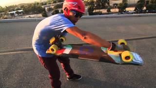Loaded Boards Trick Tip | Backside Checks with Ethan Cochard