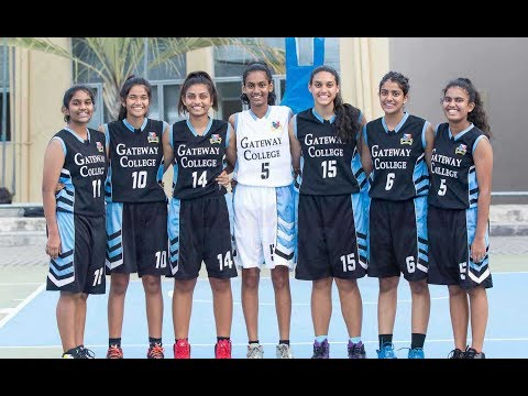 #TPBC17 | Preview | Gateway College - Colombo | Girls` Basketball Team