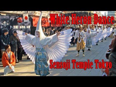Shirasagi-no Mai (White Heron Dance)