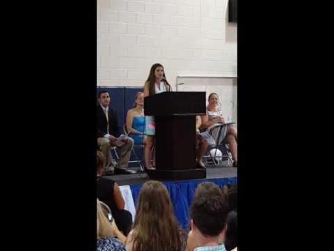 Westland Middle School 2016 Graduation