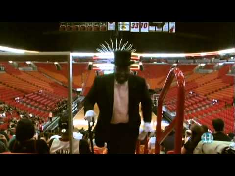 Miami Heat Fans Watch Game At AmericanAirlines Arena