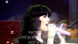 Katy Perry Hot N Cold Live Die Lego Show.mp3
