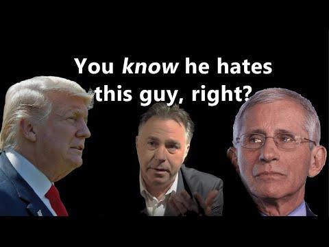 COVIDOCRACY: Trump vs. Fauci, Sachs, Bergoglio & Stupid
