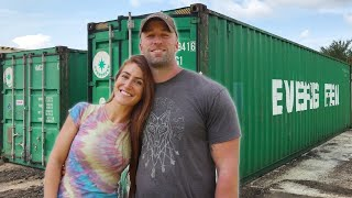 We Bought ANOTHER Shipping Container!