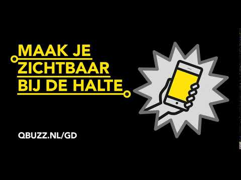 Qbuzz - Laat je zien in het donker!