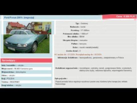 Nowe darmowe ogłoszenia www.ogmoto.pl