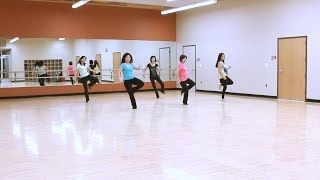 Boom Pow - Line Dance (Dance & Teach in Chinese 中文教學)