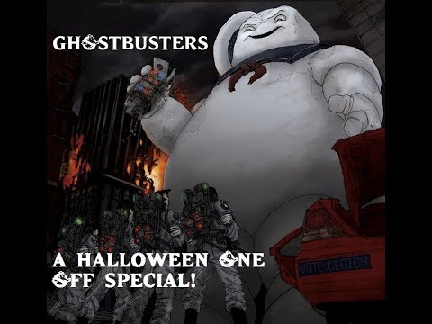 Ghostbusters Halloween One Off Special