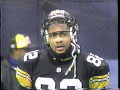 1995 - AFC Divisional - Buffalo Bills at Pittsburgh Steelers