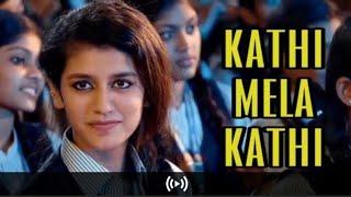 #kathi mela kathi thala suthi mayakum tamil album song || VLT