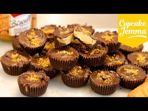 biscoff-biscuit-butter-cups-recipe-|-cupcake-jemma