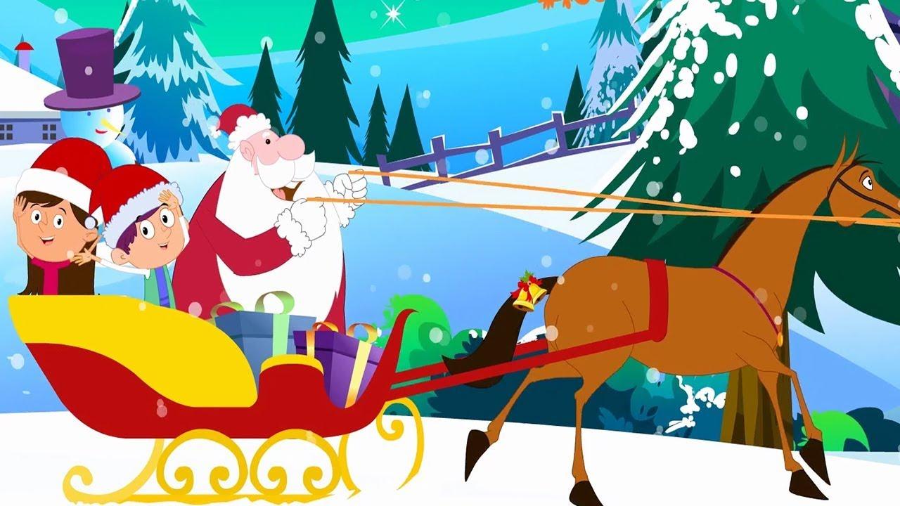 Jingle Bells Jingle Bells Jingle All The Way Best Christmas Carol And Song Youtube