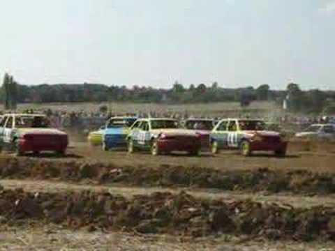 super stock car dans le 77