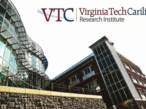 Virginia Tech Carilion Research Institute Live Stream