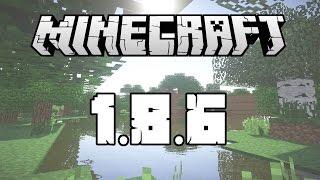 Descargar e Instalar Minecraft 1.8.6 + Ultimo Launcher!