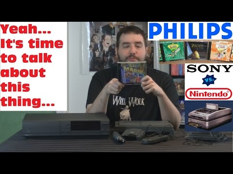 Philips CD-i (CDI) - Fourth VideoGame Generation Recap - Ada
