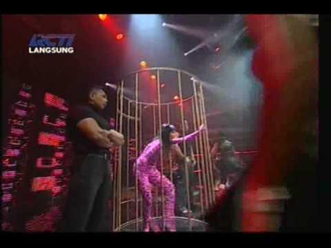 (HITS) Maia Feat Cinta  Laura- Penghianat Cinta (Launching Album SANG JUARA)