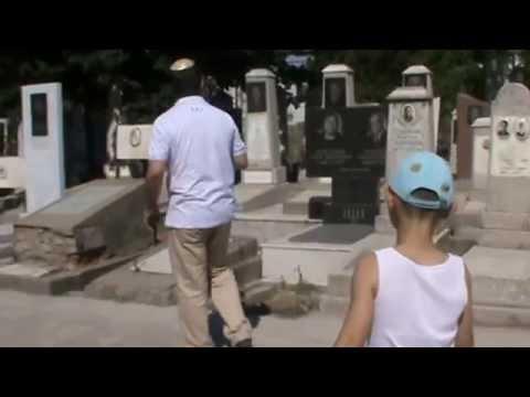 Еврейское кладбище Ташкента (Чигатай)