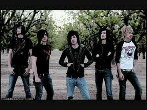 BlessTheFall - With Eyes Wide Shut - YouTube