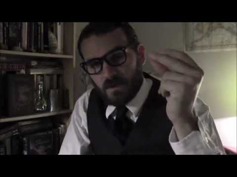ASMR  Bureau Of the Occult- Phrenology, Palmistry, Hypnosis, and Aura Reading