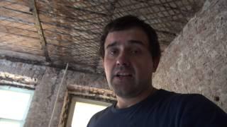 видео Деревянные межэтажные перекрытия - устройство и строительство в Москве под ключ
