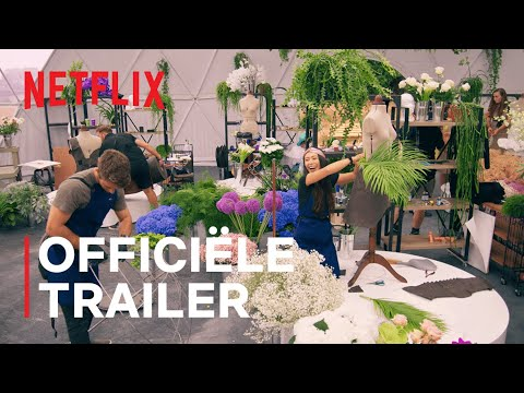 The Big Flower Fight | Officiële trailer seizoen 1| Netflix