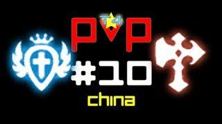 Dragon Nest PvP - Ep. 10: Crusader vs Destroyer (Post-T4 Update!) T4! T4! T4!