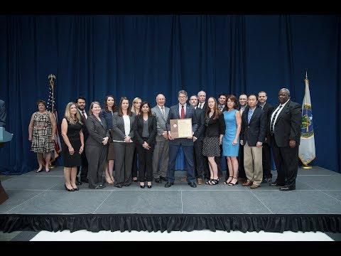Secretarys Honor Awards And Presidential Rank Awards Department