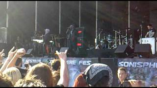 Skindred - Stand for something + intro imperial - Sonisphere 2012 getafe