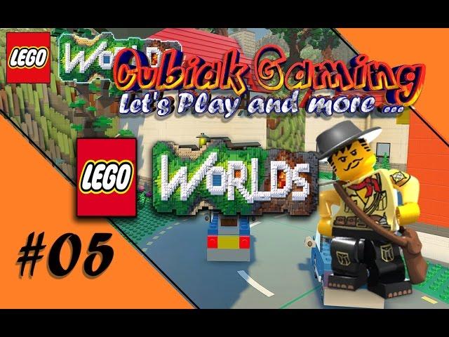 KUHJUNGE OHNE KUH ★ Let's Play LEGO Worlds #005
