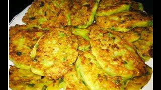 Кабачковые оладьи с зеленым луком Самые нежные ароматные и вкусные Мультиварка Выручалка