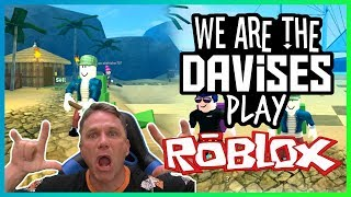 The Rebirth | Roblox Treasure Hunt Simulator EP-67 | We Are The Davises Gaming