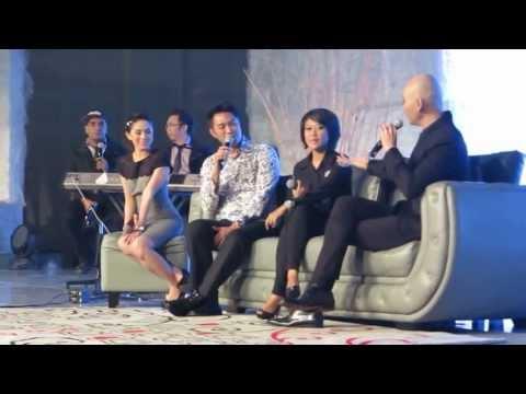 Hitam Putih at Indonesia Broadcasting Expo 2013 ft. Andre Jarot & Lianita Ruchyat