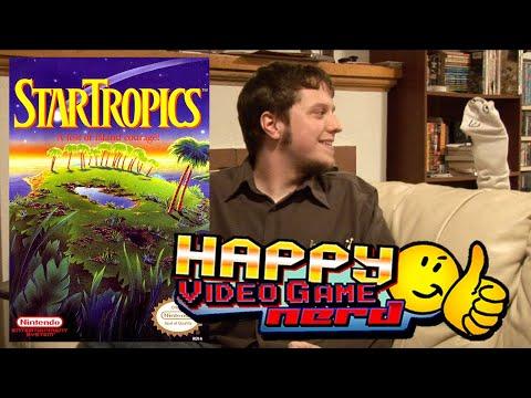 Happy Video Game Nerd: Startropics (NES)