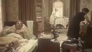 """Кадр из фильма """"Девушка без адреса"""" - Филиппов и Зоя Федорова"""