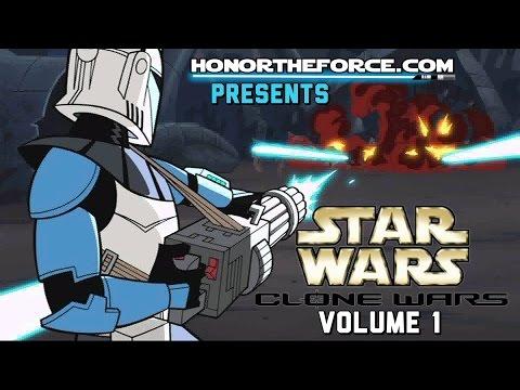 Clone Wars 2003 Volume 1