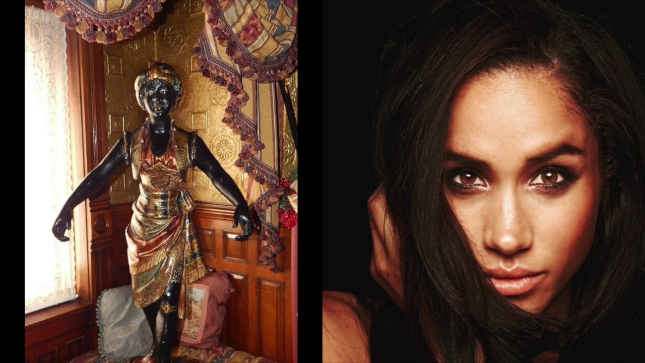 Aseer The Duke of Tiers-  Meghan Markle and The Hidden History of the Blackamoors in Europe
