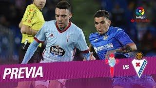 Previa RC Celta vs SD Eibar