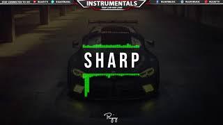 Sharp   Hard Trap Beat  Free Rap Hip Hop Instrumental Music 2018  Jazzy Bubblez Instrumentals