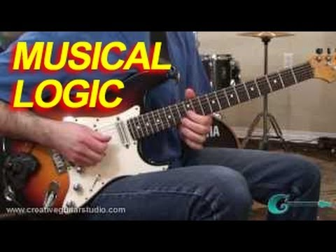 GUITAR THEORY: Improving Musical Logic