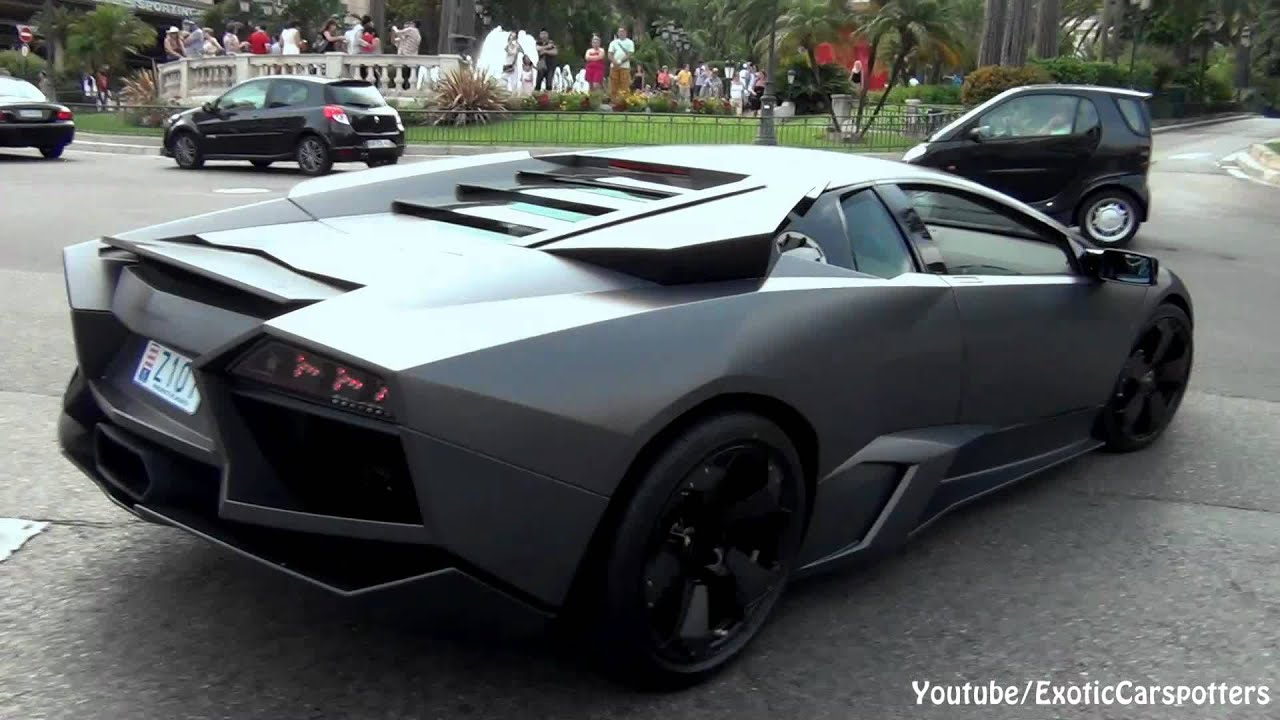 Lamborghini Revent 243 N Start Ups Accelerations 1080p Hd