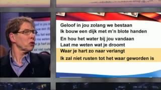 Wim Daniëls over het Koningslied