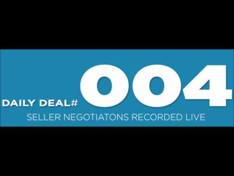 Daily Deal Podcast 004