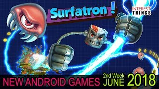 Android games update 2nd week June 2018