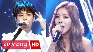[Simply K-Pop] SOMIN & HIGHTOP(소민 & 하이탑) _ BLUE _ Ep.270 _ 062317