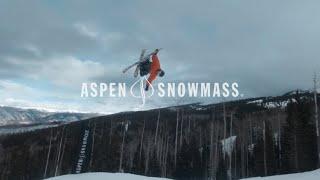 Big Air- (epic ski edit- terrain park)