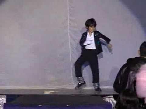 Mini Michael Jackson