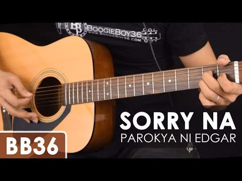 Sorry Na - Parokya ni Edgar Guitar Tutorial