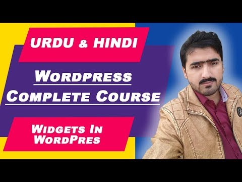 WordPress Tutorial For Beginners Step By Step in Urdu/Hindi Part 6 | 2019 thumbnail