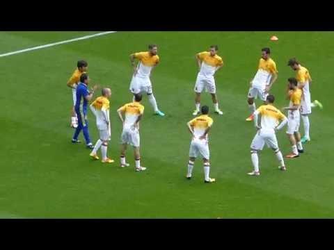 Sergio Busquets ● Gerard Piqué ● Sergio Ramos ● Andrés Iniesta ● Italy vs Spain ● Euro 2016